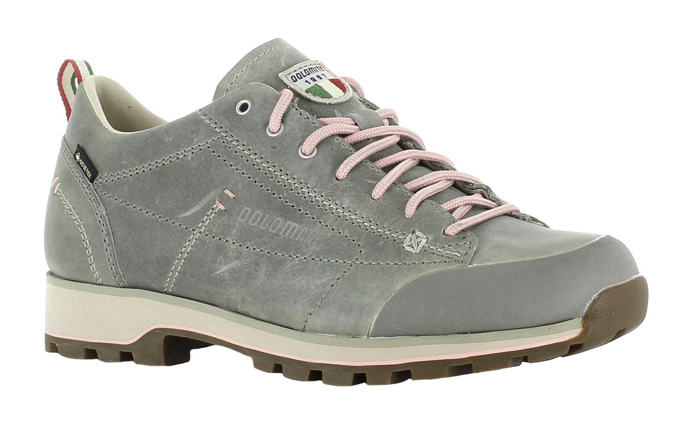 Dolomite Cinquantaquattro Low FG W GTX aluminium grey Freizeitschuhe