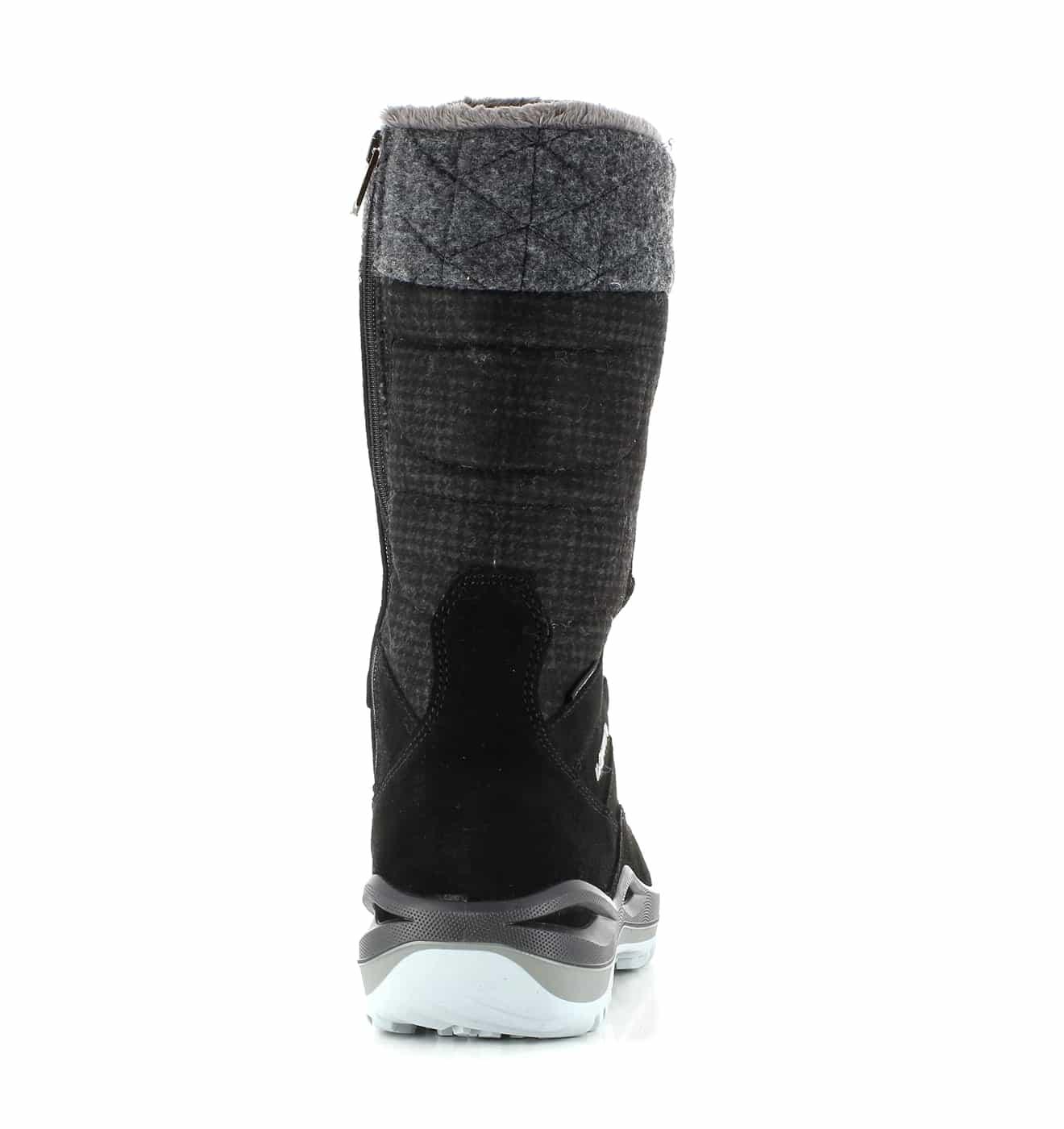 Lowa Alba 3 GTX Ws schwarz/grau Winterstiefel 6